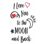 voorkoms V-243  I Love You To The Moon ..